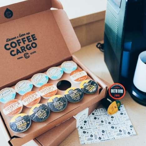 Rare Coffee Pod Subscriptions