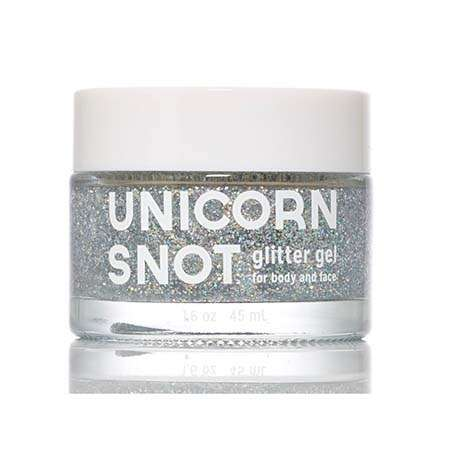 Sparkly Unicorn Cosmetics - This Somewhat Crassly Branded Glitter Gel is Dubbed 'Unicorn Snot'