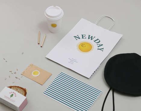 Sunny Breakfast Branding