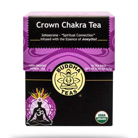 Chakra-Balancing Teas