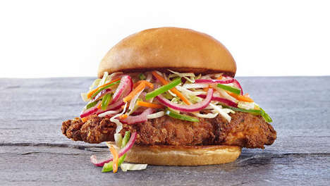 Organic Fast Food Restaurants - This Fried Chicken Joint is the First USDA Certified Eatery
