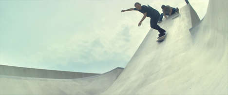 Hovering Skateboard Designs