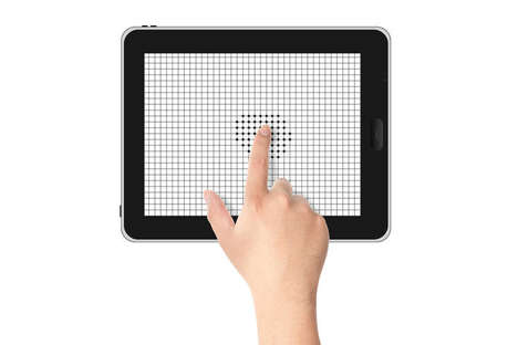 Tablet Blindness Tests