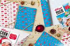 Custom Cereal Boxes - This Holiday, Kellogg's is Creating Personalized Packaging for Consumers