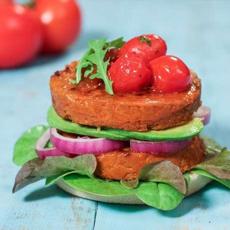 Tomato-Based Burgers