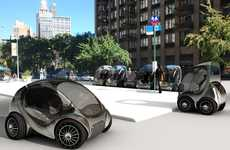 Autonomous Adult-Sized Tricycles