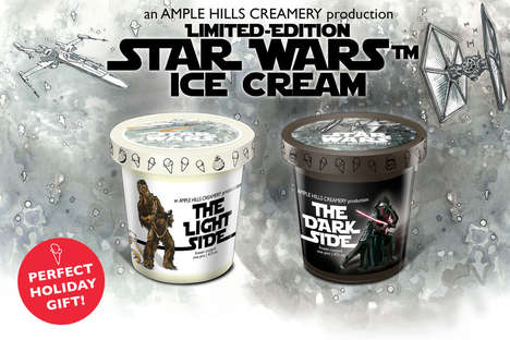 Intergalactic Ice Cream Treats