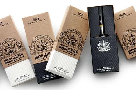 Chic Marijuana Vaporizer Branding