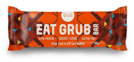 Cricket Flour Snack Bars