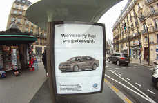 Activism-Inspired Ads - These Fake Ads Mock Corporate Sponsorship at the Global Climate Summit