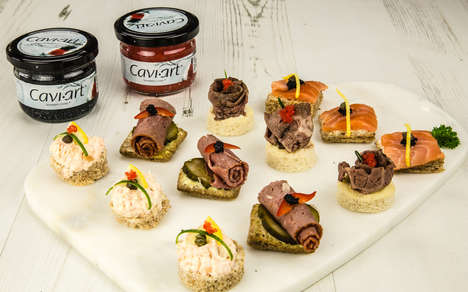 Sustainable Caviar Alternatives