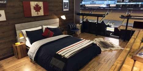 Overnight Arena Accommodations