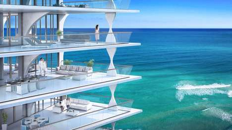 Luxurious Penthouse Towers