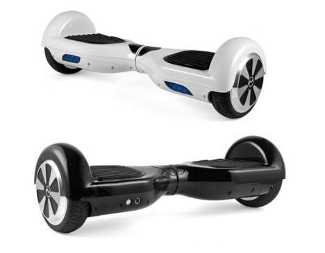 Self-Balancing Scooters
