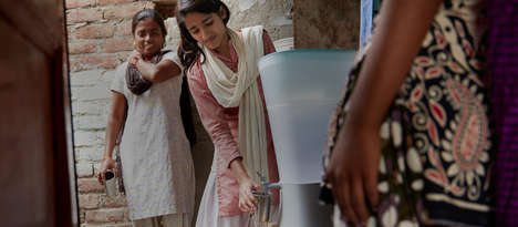 Clean Water Dispensers
