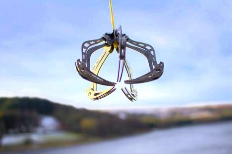Airlifting Drone Claws