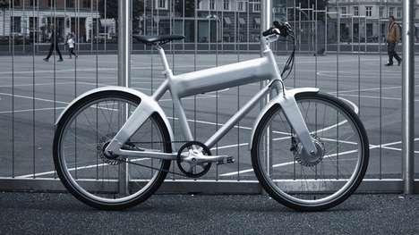 Carbon Fiber Bicycles