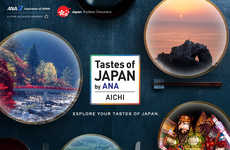 Recipe-Based Travel Promotions - This Campaign Rewards Travelers for Their Culinary Creations