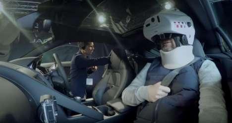 Deceptive VR Test Drives