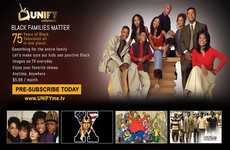 African American Streaming Services - 'UNIFY' Exclusively Provides African American Programming