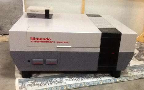 Charitable Nintendo Tables