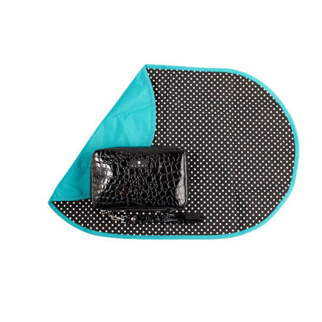 Elegant Diapering Wallets - ELARI's Chic Clutches Disguise Infant Care Essentials