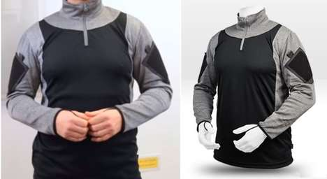 Knife-Proof Clothing - PPSS Group Armor Clothing Can Withstand an Attack from an Assailant