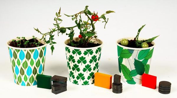 Magnetic Gardening Gadgets