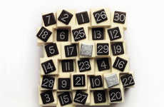 Ice Cream Advent Calendars - This Edible Christmas Calendar Contains Delicious Ice Cream Treats