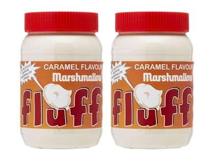 Caramel-Flavored Marshmallow Spreads - This Sweet Spread Now Comes in an Indulgent Caramel Flavor