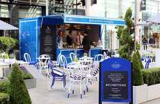 Fashionable Martini Pop-Ups - The Harvey Nichols and Grey Goose Pop-Up Offers Personalized Cocktails