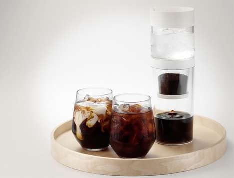 Portable Cold Brewers - This Clever Coffee Maker Lets You Brew Ice Drip Coffee on the Go