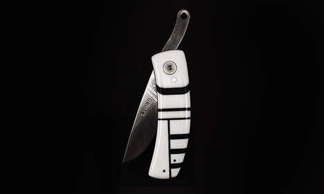 Galactic Pocket Knives