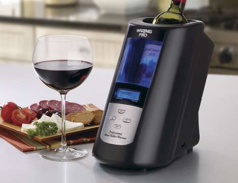 Wine-Warming Appliances