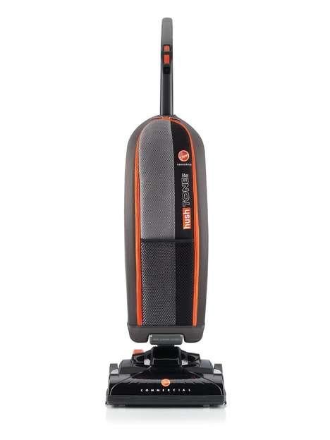 Whisper-Quiet Vacuums
