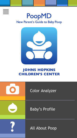 Infant Health-Analyzing Apps - The 'PoopMD' Baby App is Designed to Take Guesswork Out of Care