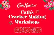 Festive Maker Workshops - Cath Kidston is Hosting a Series of Festive Christmas Craft Workshops