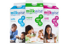 Nutritious Milk Alternatives