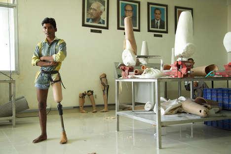 Low-Cost Artificial Knees