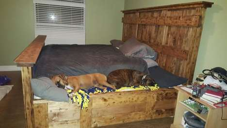 Pet-Friendly Bedroom Furniture