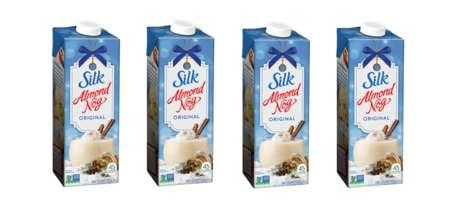 Dairy-Free Eggnog Drinks