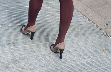 High Heel-Friendly Grates