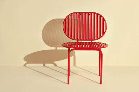 Metallic Massage Chairs