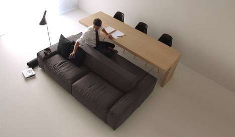 Double-Sided Sofas