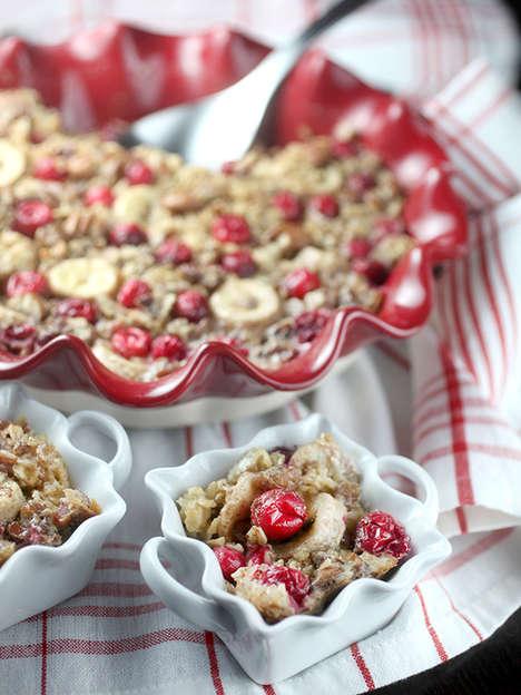 Festive Baked Oatmeal Recipes