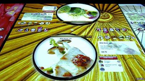 Gamified Restaurant Experiences