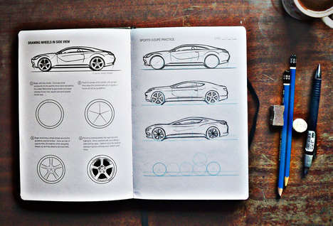 Creativity-Boosting Workbooks