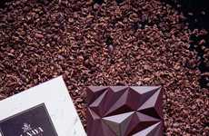 Mountainous Chocolate Branding