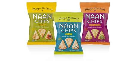 Indian Flatbread Chips