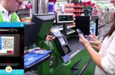 Store-Specific Payment Platforms - The Walmart Pay App Allows Customers to Purchase Goods In-Store